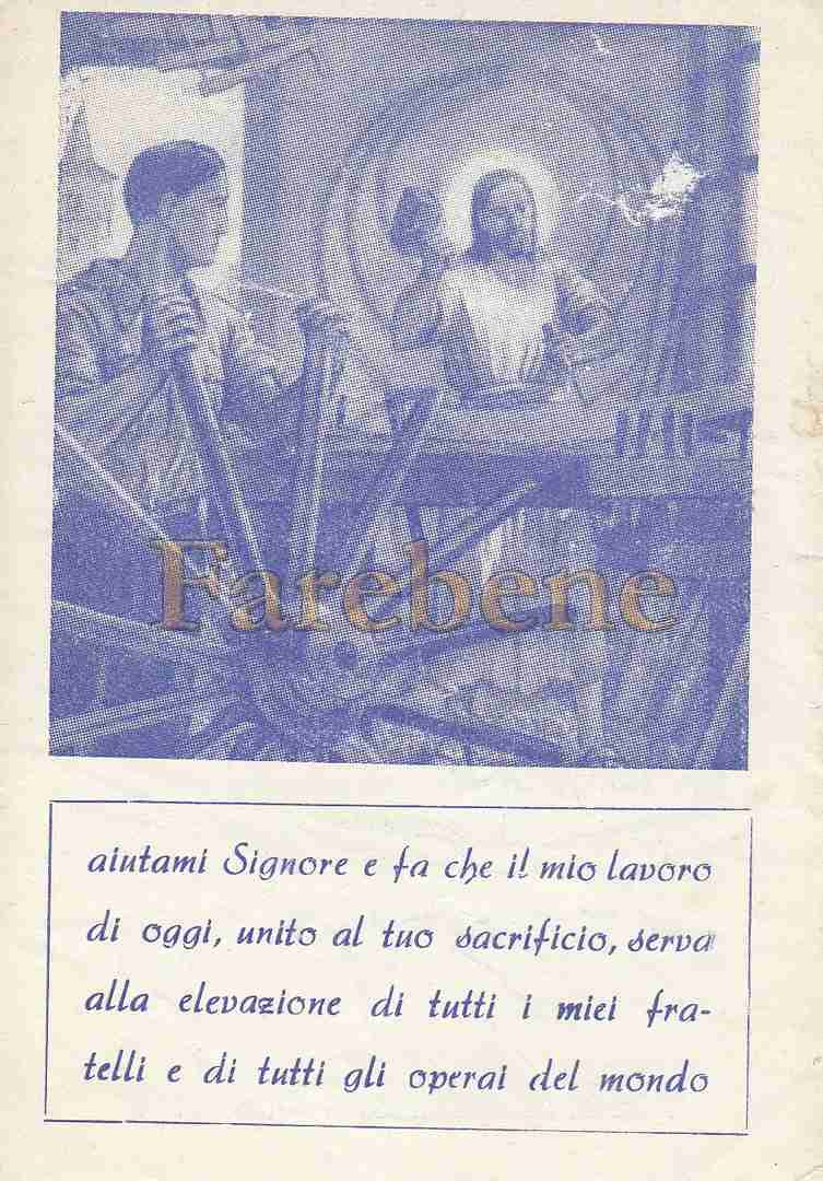 Acli Gesù Lavoratore