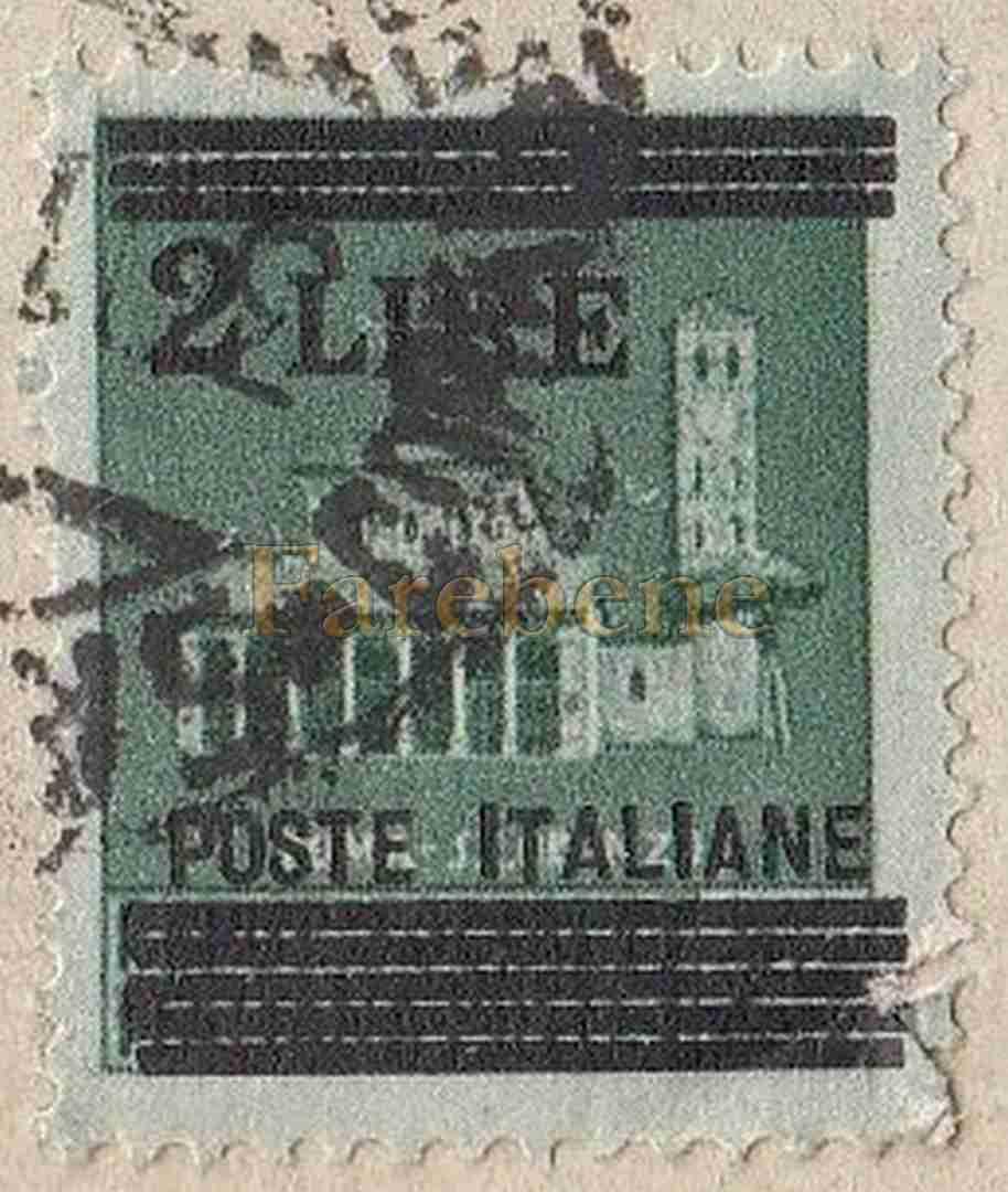 francobollo 1945