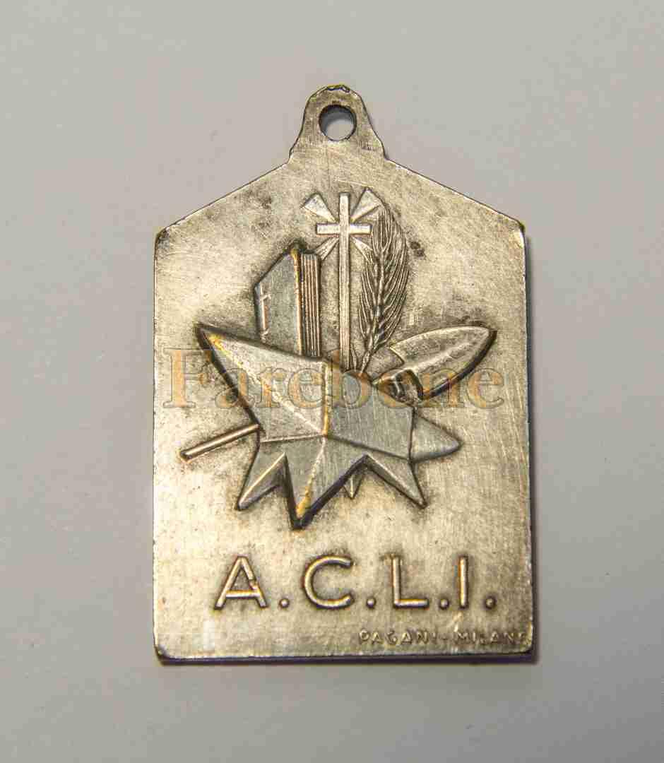 medaglia acli