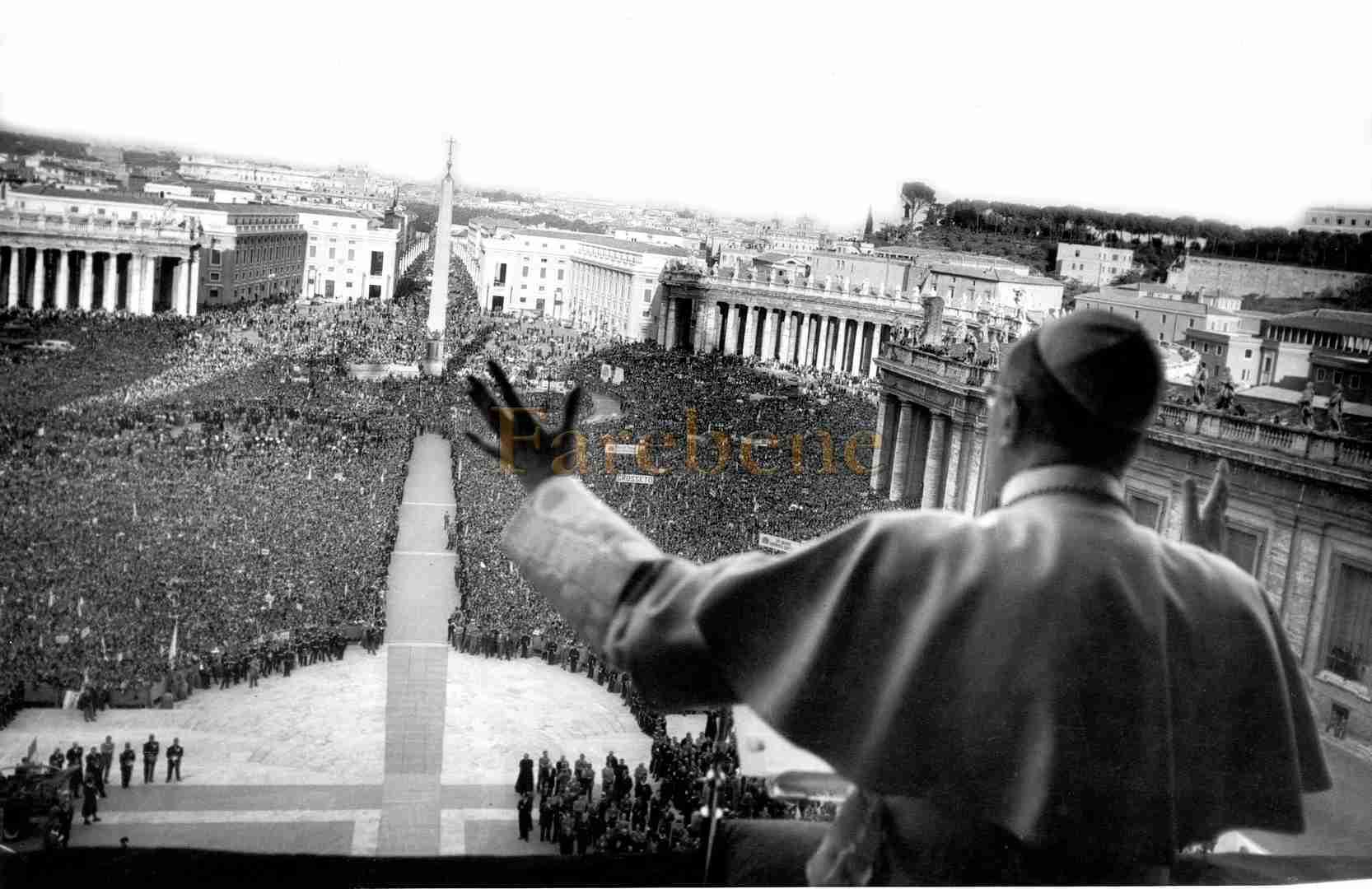 Acli 1 maggio 1955 decennio Pio XII