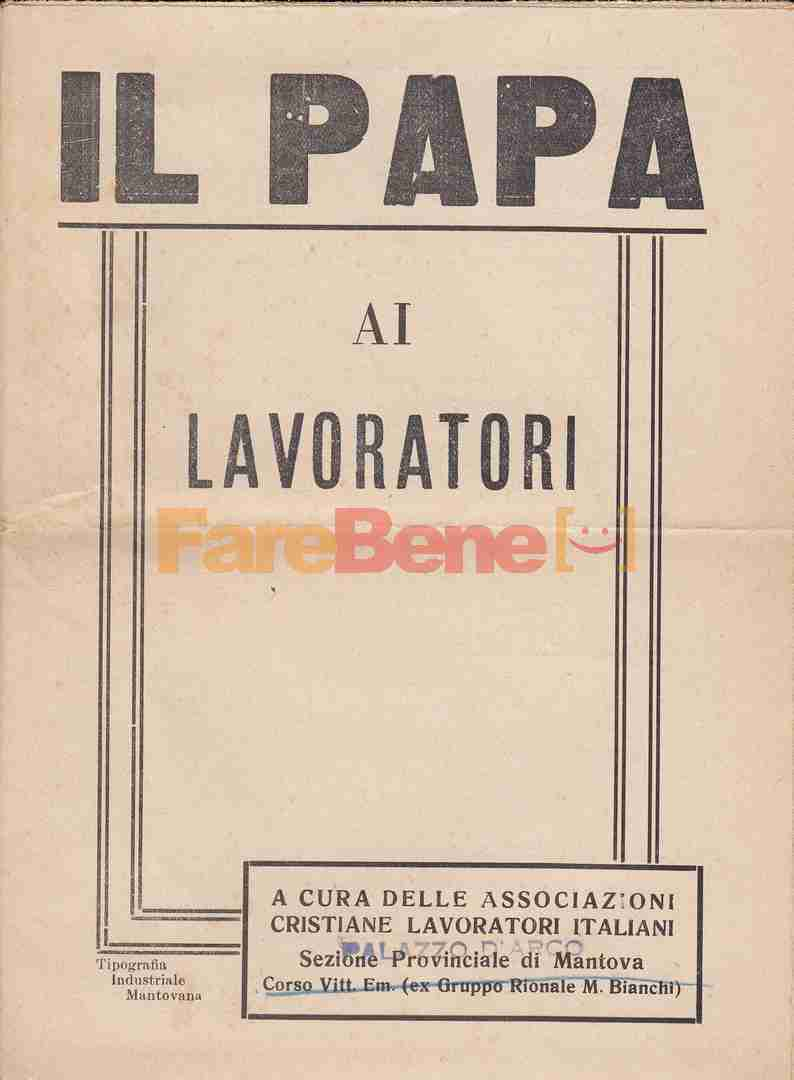 Acli Papa 1945 1