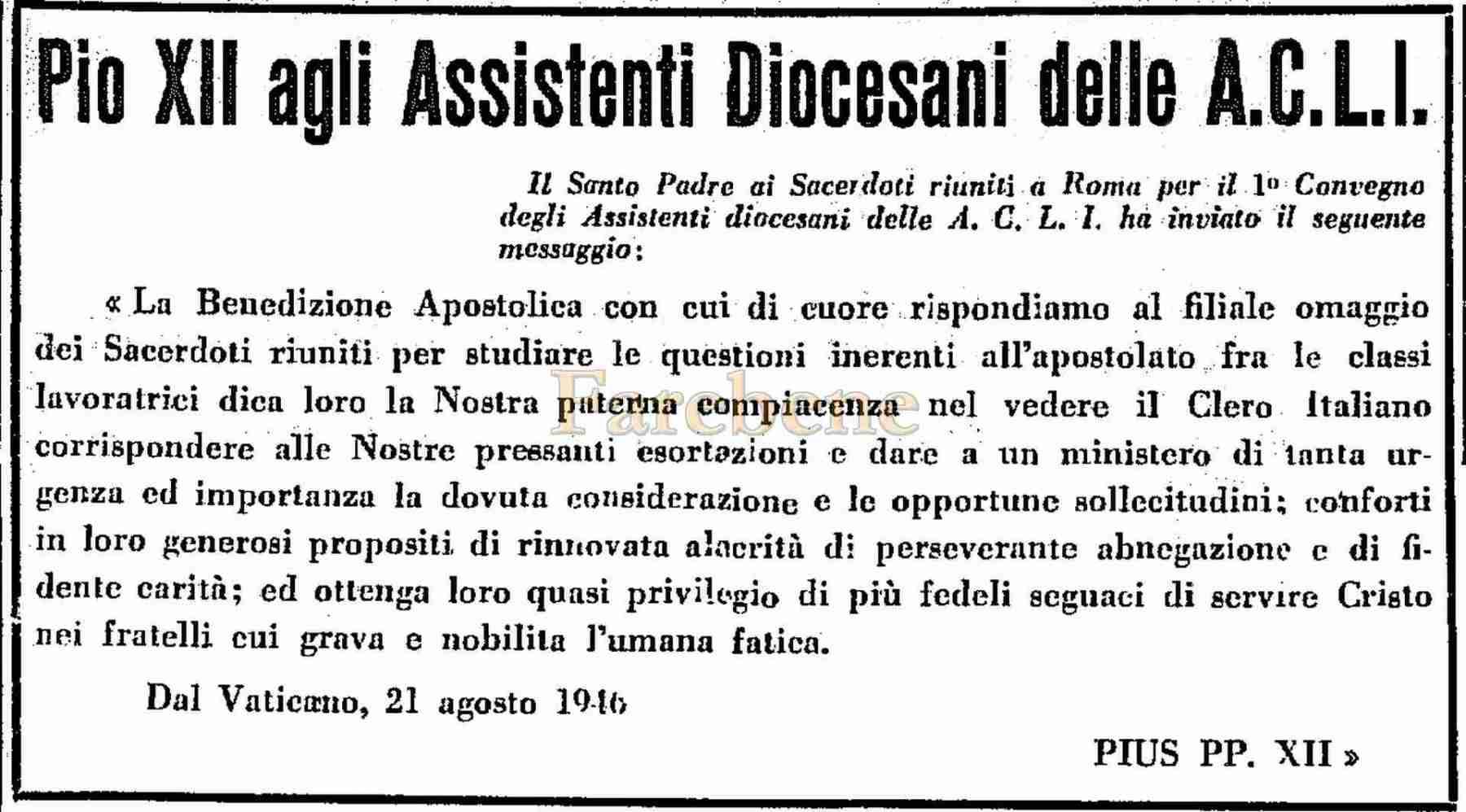 Papa-assistenti-Acli-1946