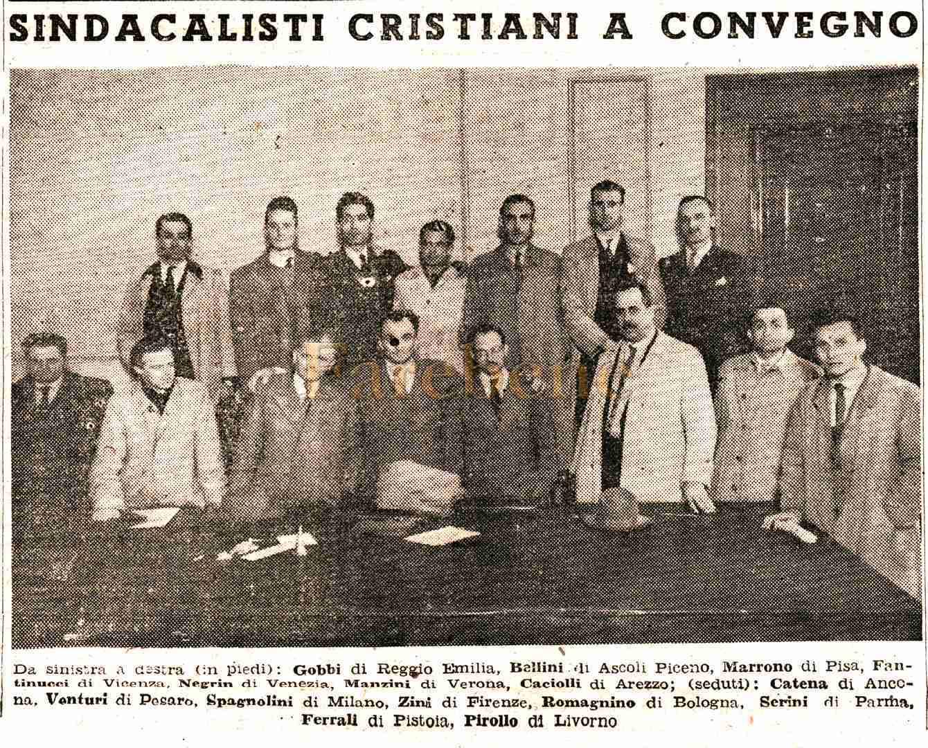 sindacalisti-cristiani