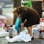 Novecentomila i poveri in Italia. La grande maggioranza al sud