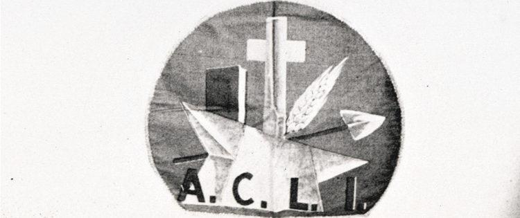 Il simbolo delle Acli: fu disegnato da Mezzana?