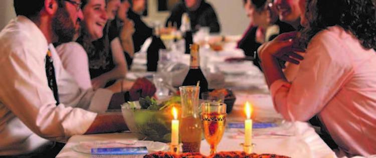 """Cena ebraica per """"Le Ore dello Spirito"""" delle Acli di Bergamo"""