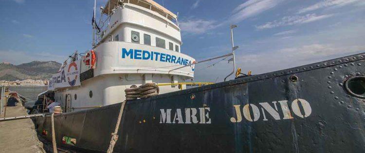 """""""Salviamo Vite"""": i volontari della Mare Jonio alle Acli di Rezzato"""
