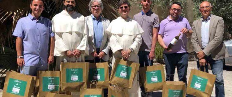 Le Acli di Palermo donano pacchi coi prodotti della Sicilia