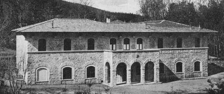Il Villino Medici di Vallombrosa rinasce con le Acli di Firenze